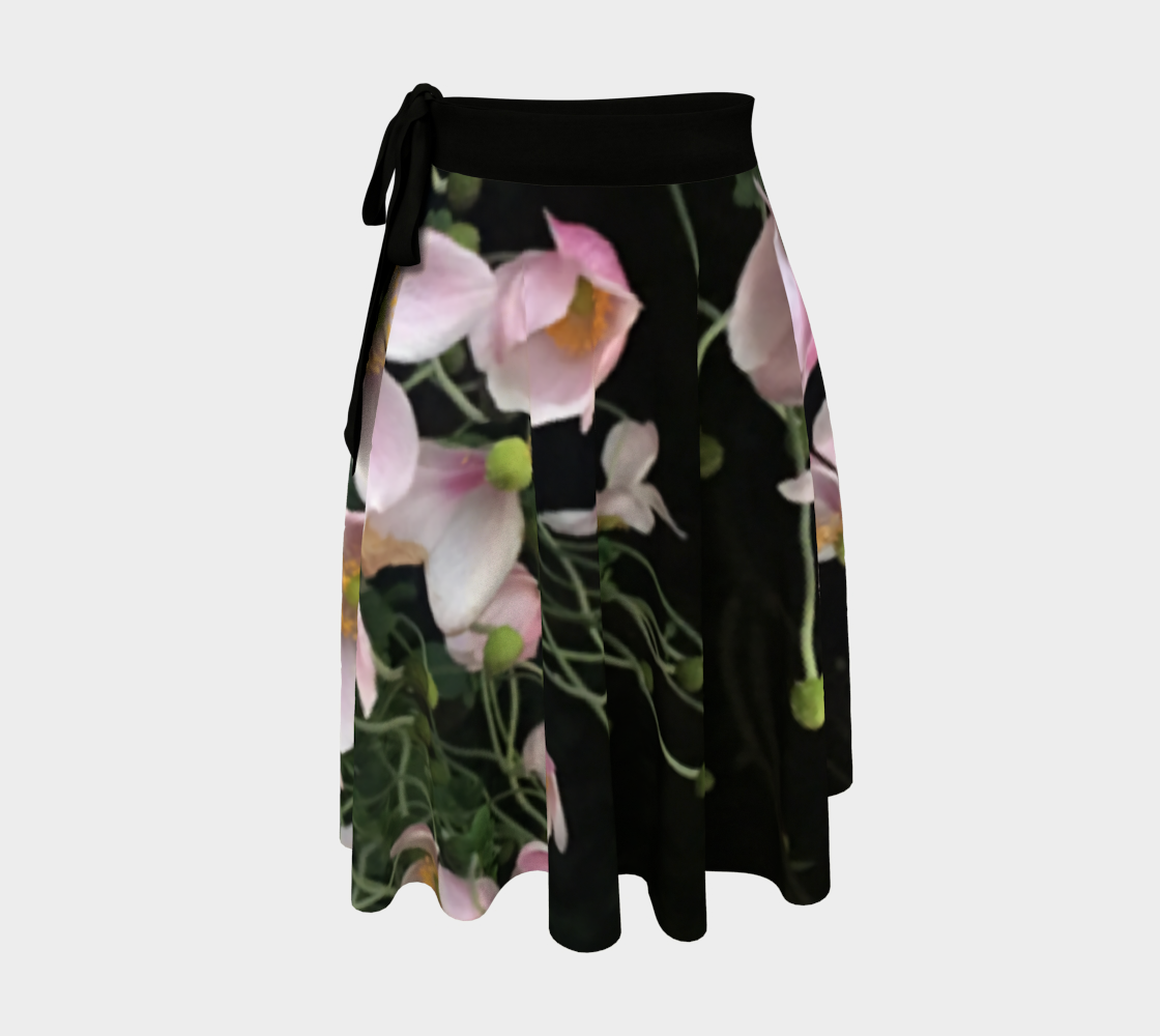 Comfortable Contrasts Wrapped Skirt preview