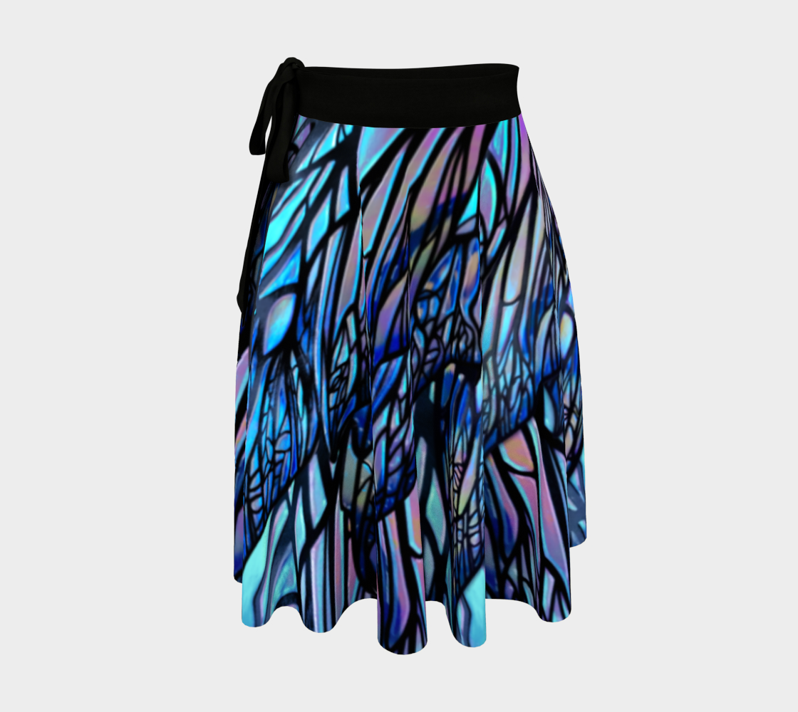 Colette Pixie Wing Wrap Skirt preview