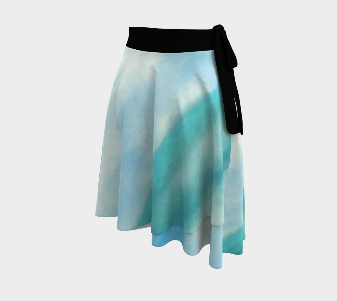 Sail Away Beach Wrap Skirt preview #2