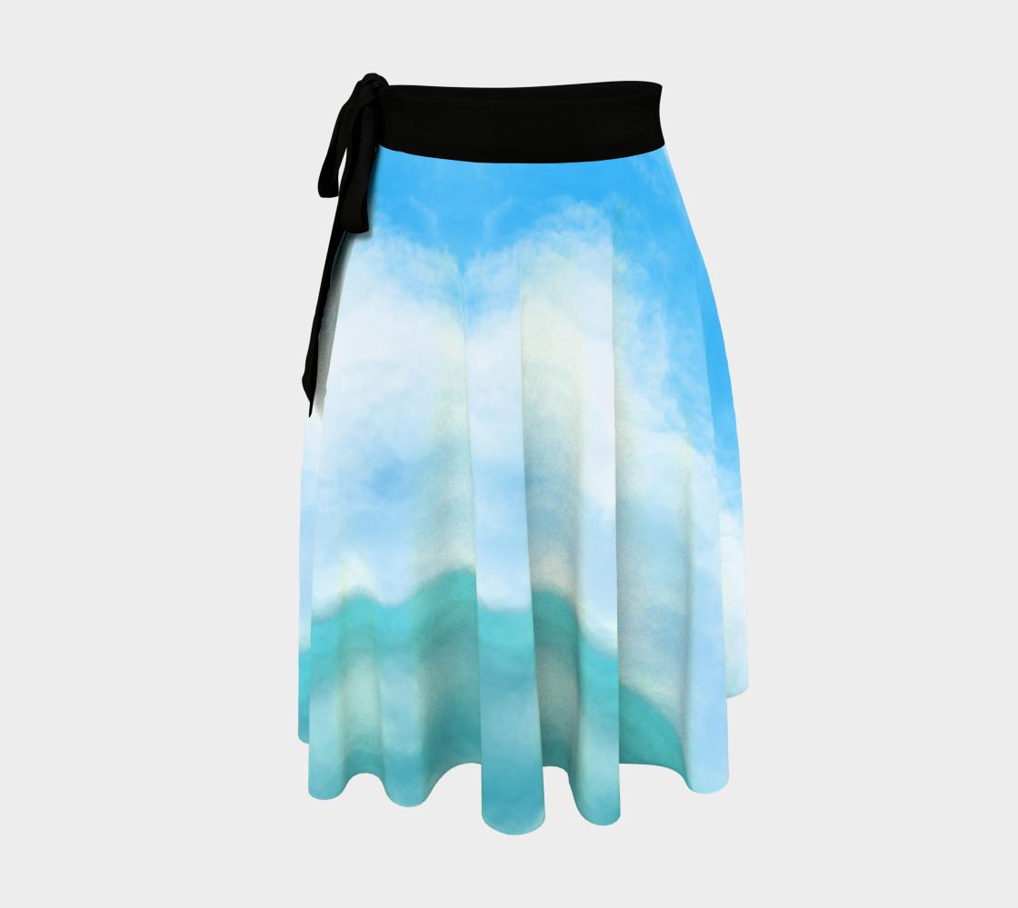 Sail Away Beach Wrap Skirt preview #1