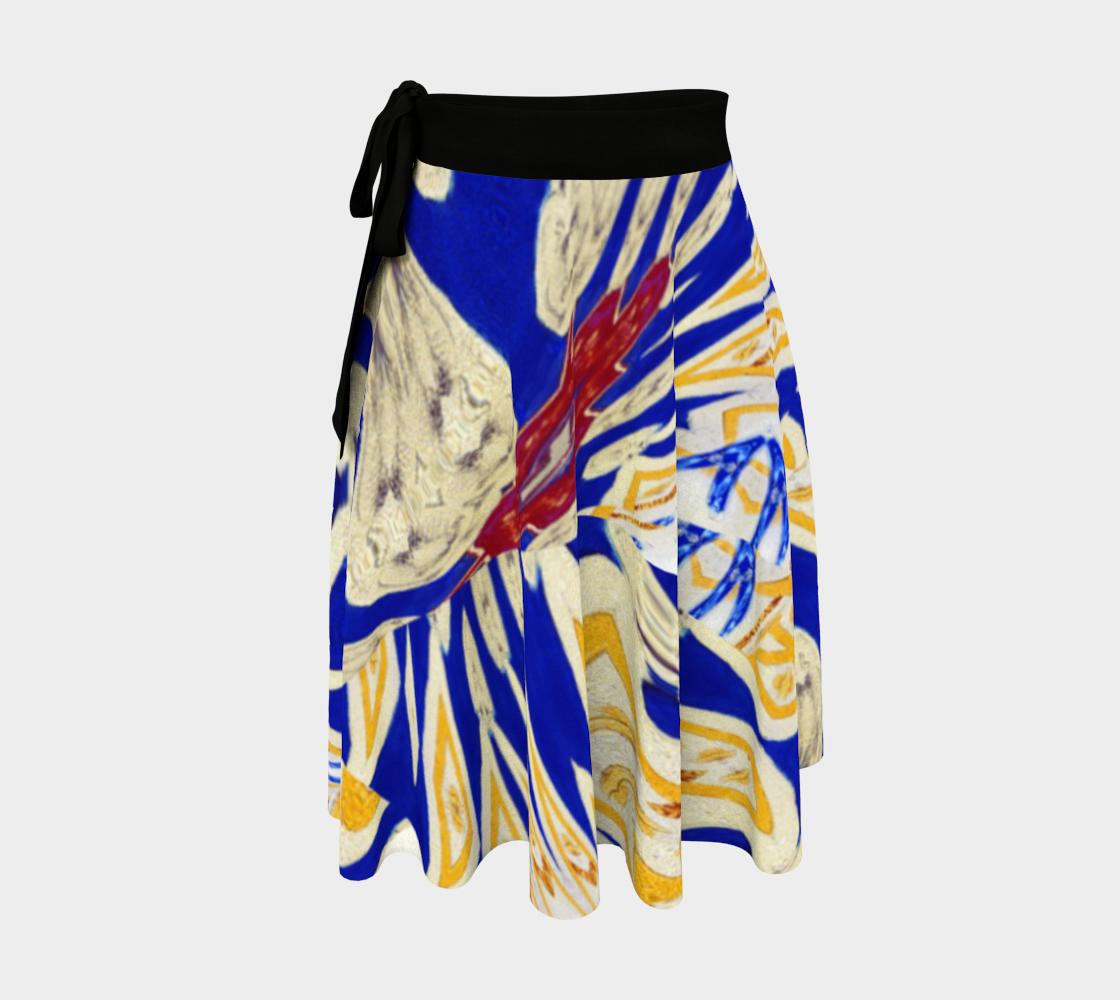 Communion Wrap Skirt preview