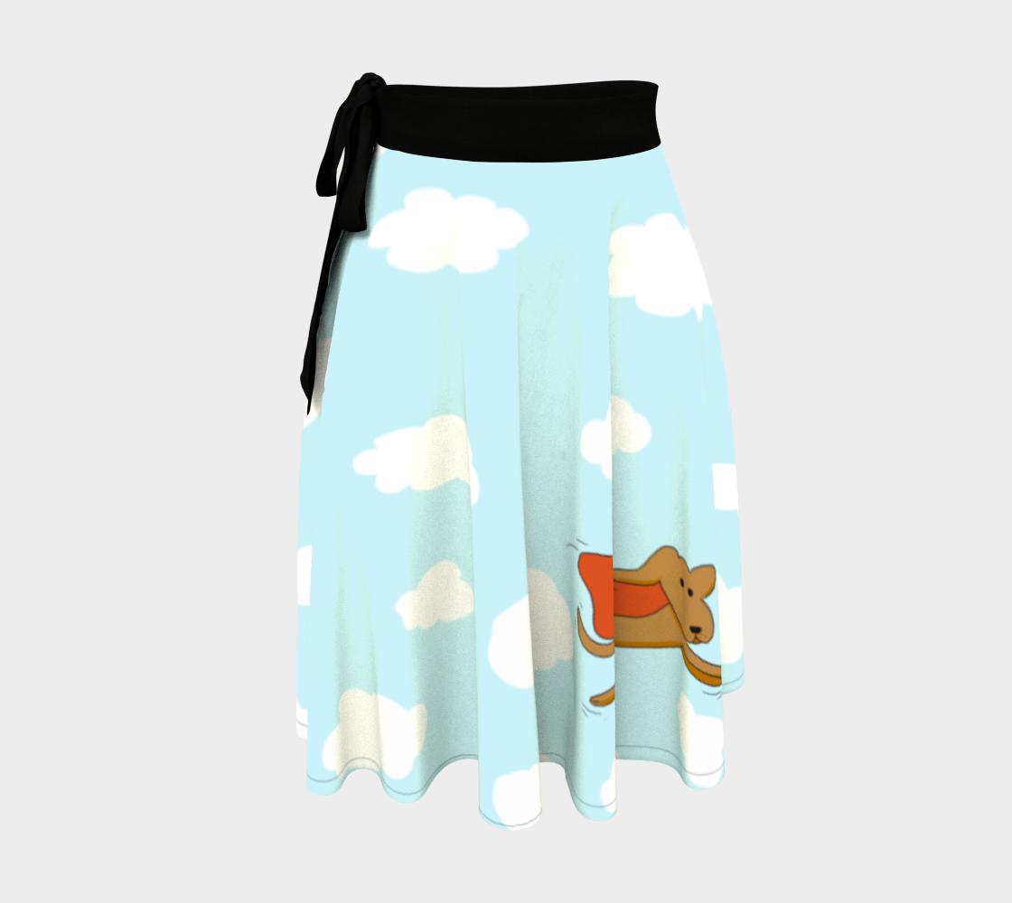 Super Dog - Wrap Skirt preview