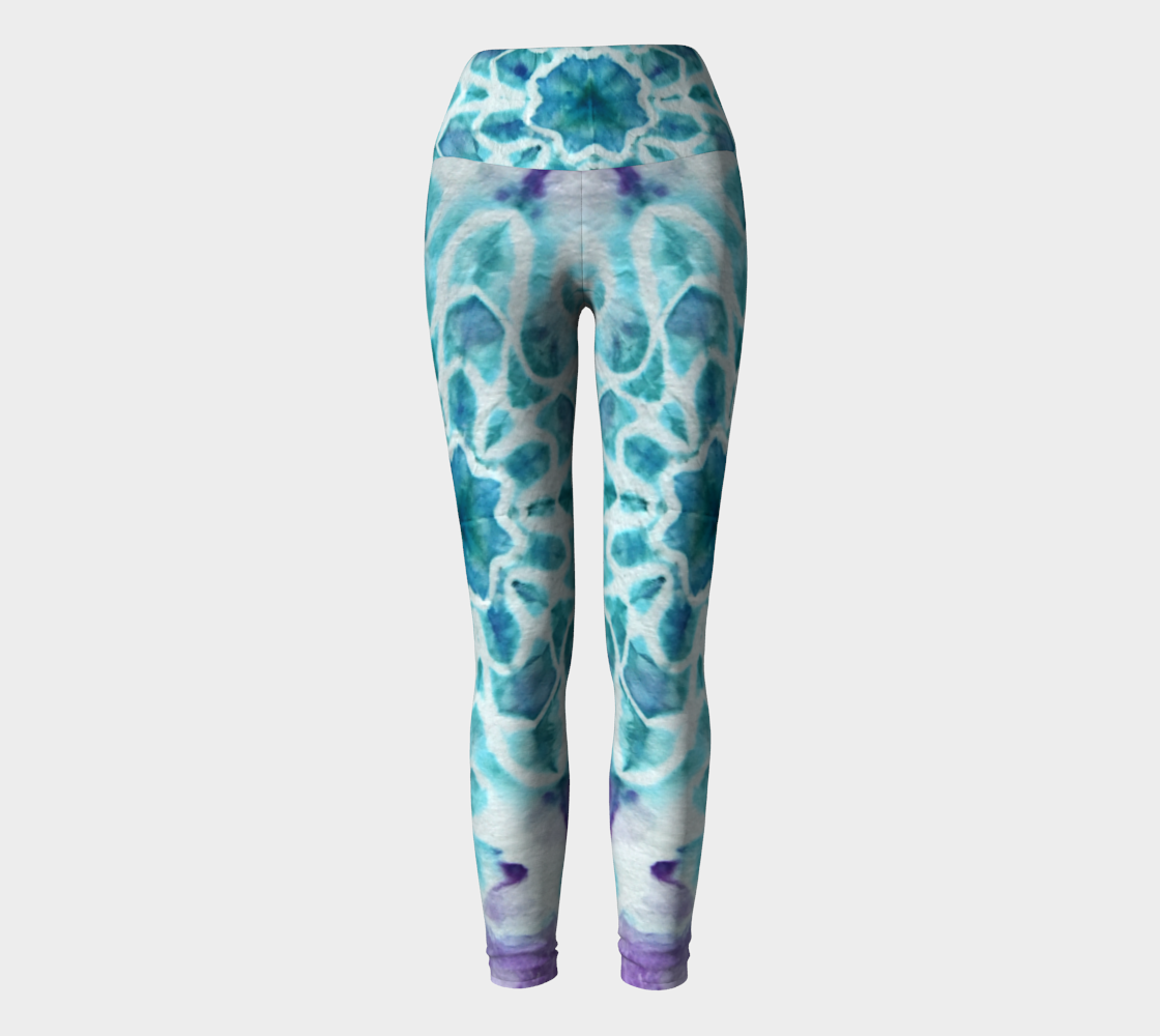 Aperçu de Tabby Star Yoga Leggings