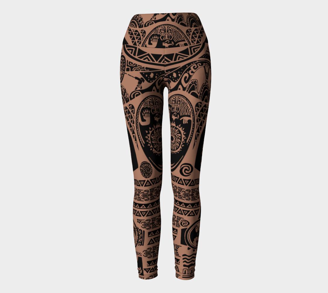 Aperçu de Maui Tattoos Inspired Disney Moana 000964