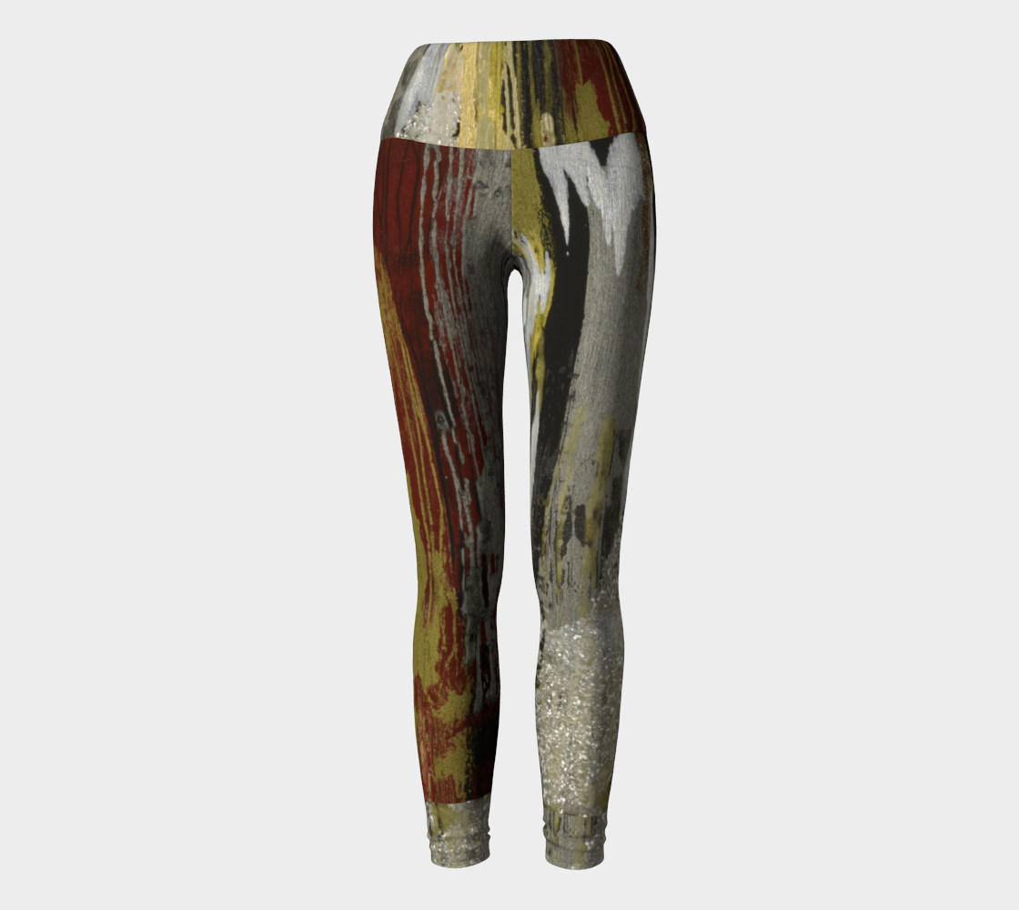 Weatherbeaten Yoga leggings preview