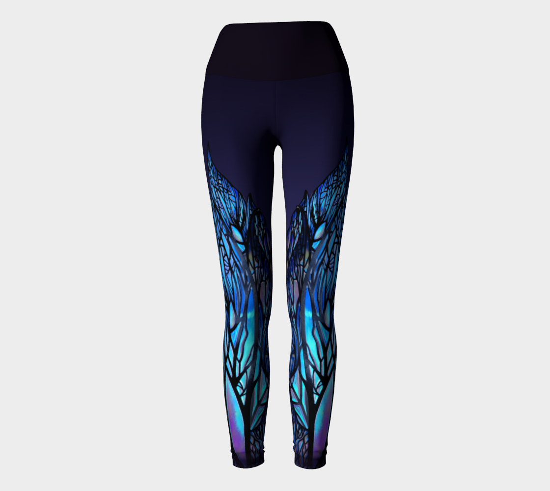 Colette Pixish Yoga Leggings preview