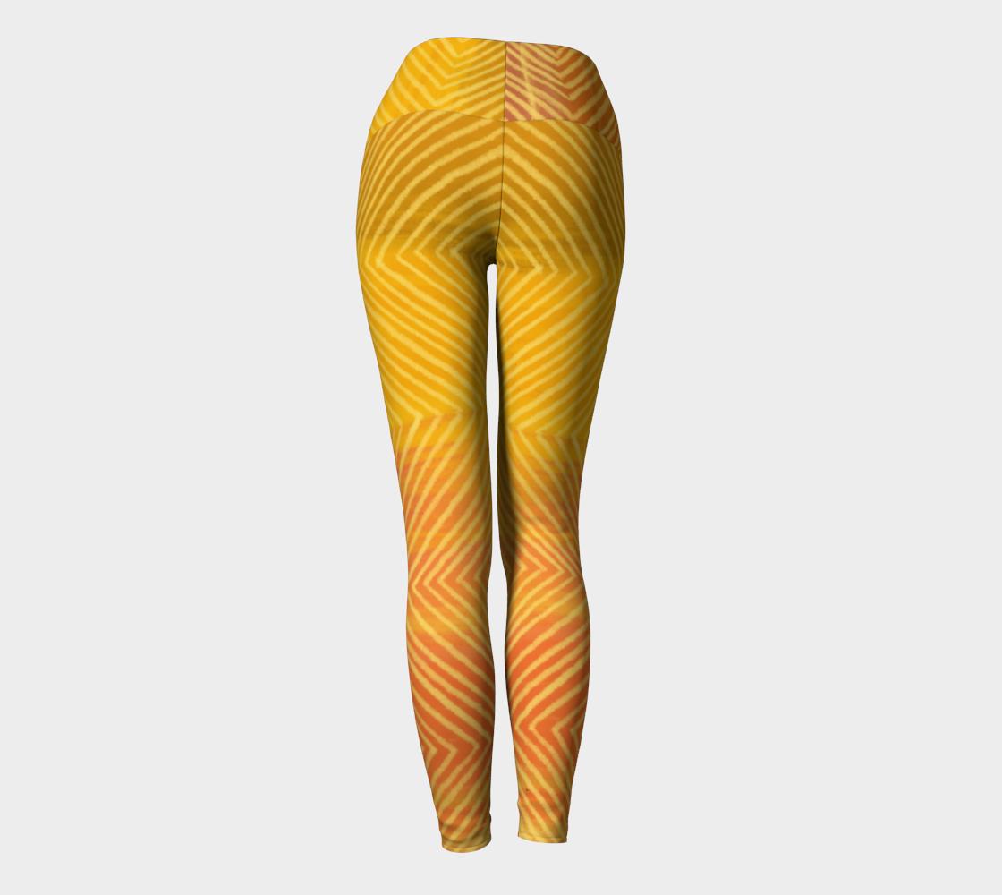 The Kristine Yoga Leggings preview #4