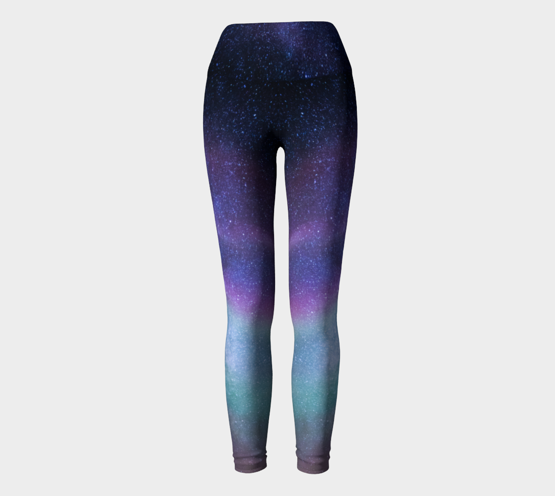 Milky Way & Aurora  preview