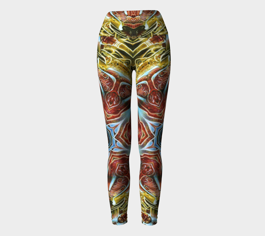 Unified Field Yoga Leggings preview