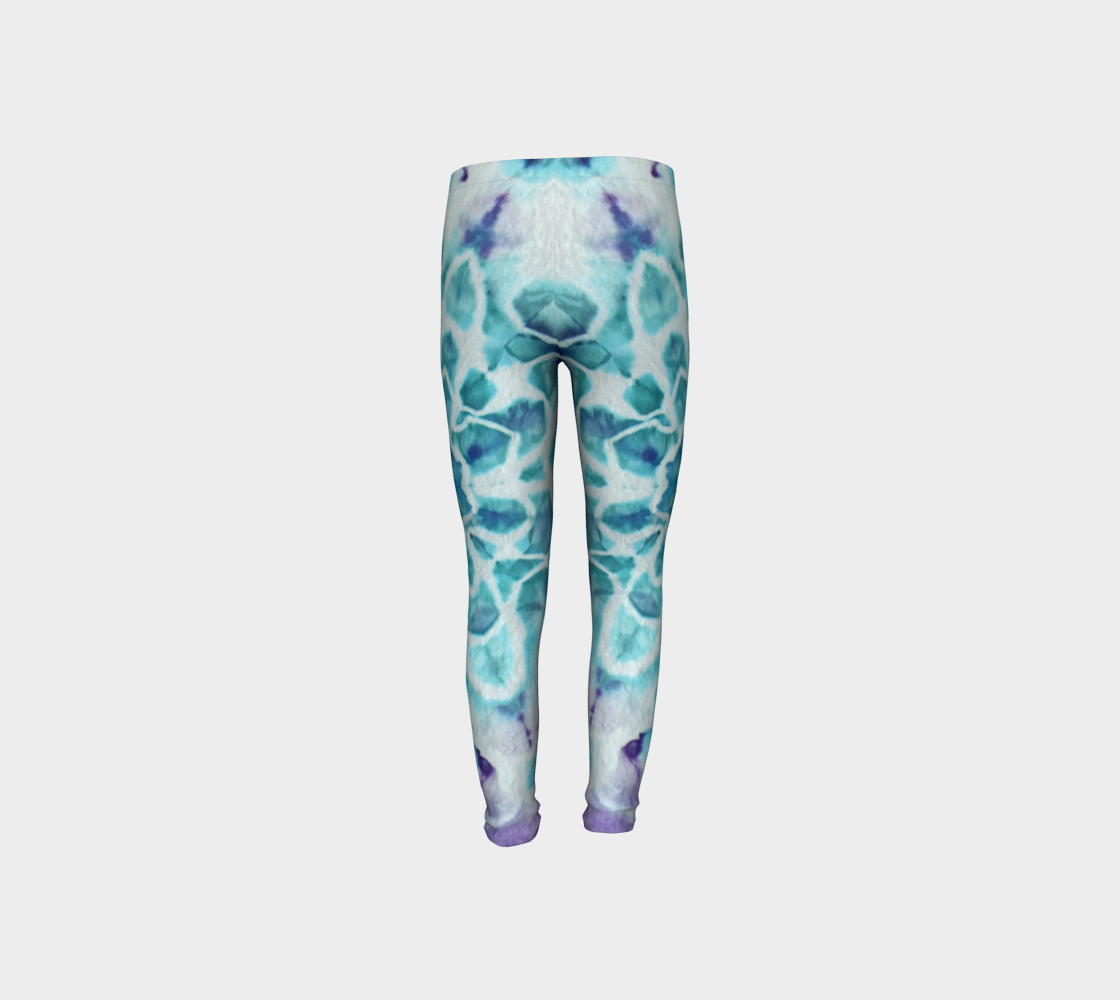 Tabby Star Youth Leggings preview #8