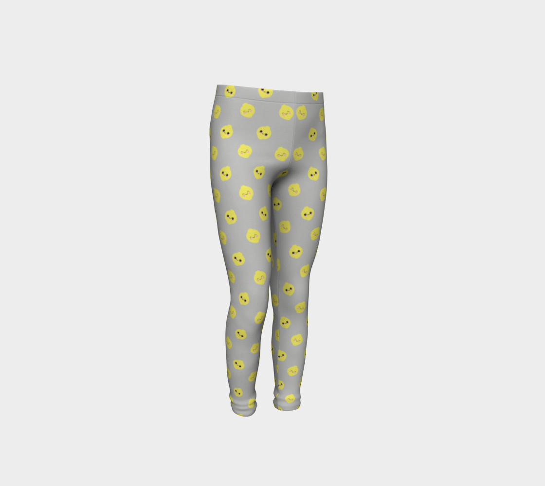 Legging citron  preview