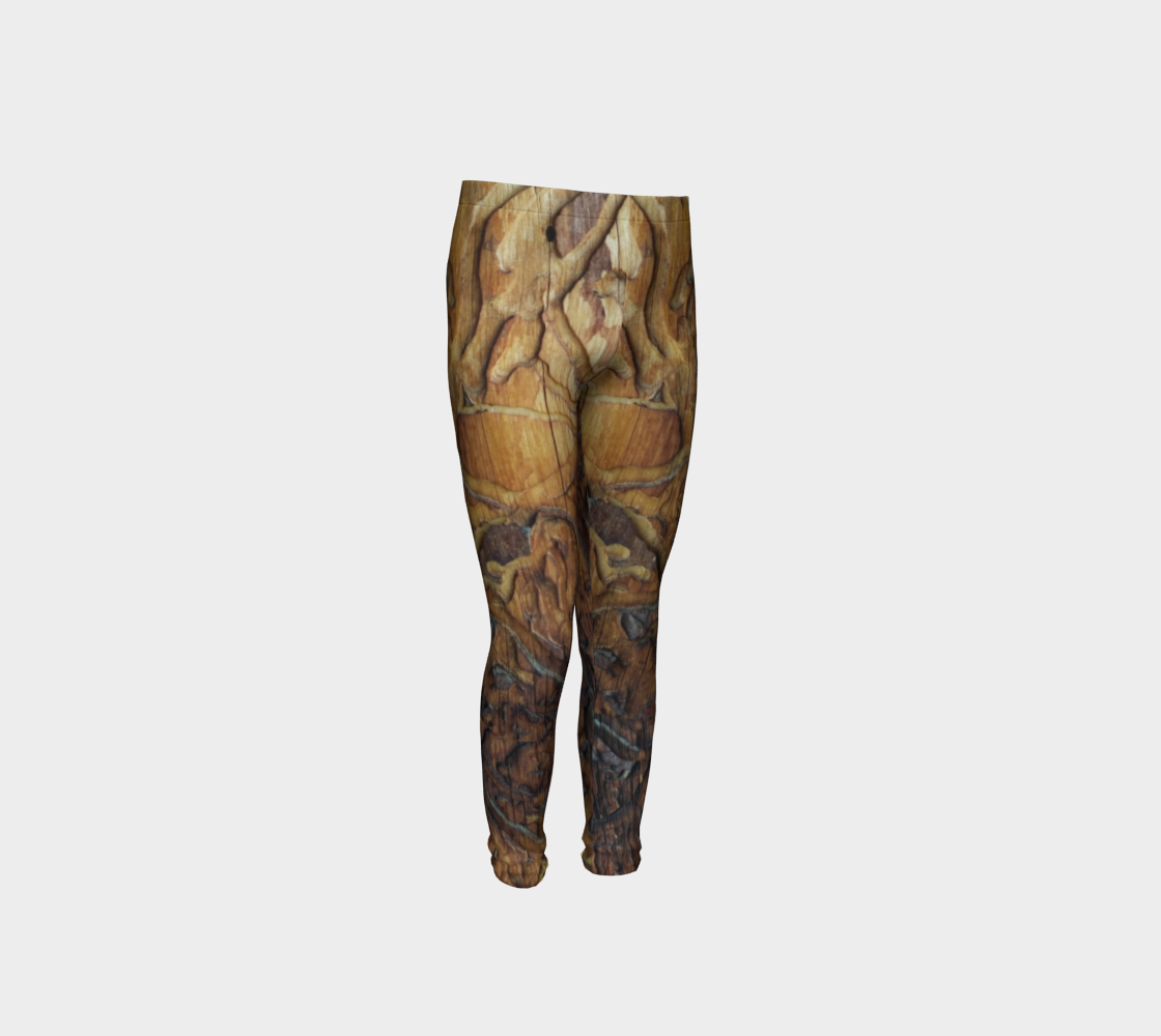 Wood Trails Youth Leggings preview