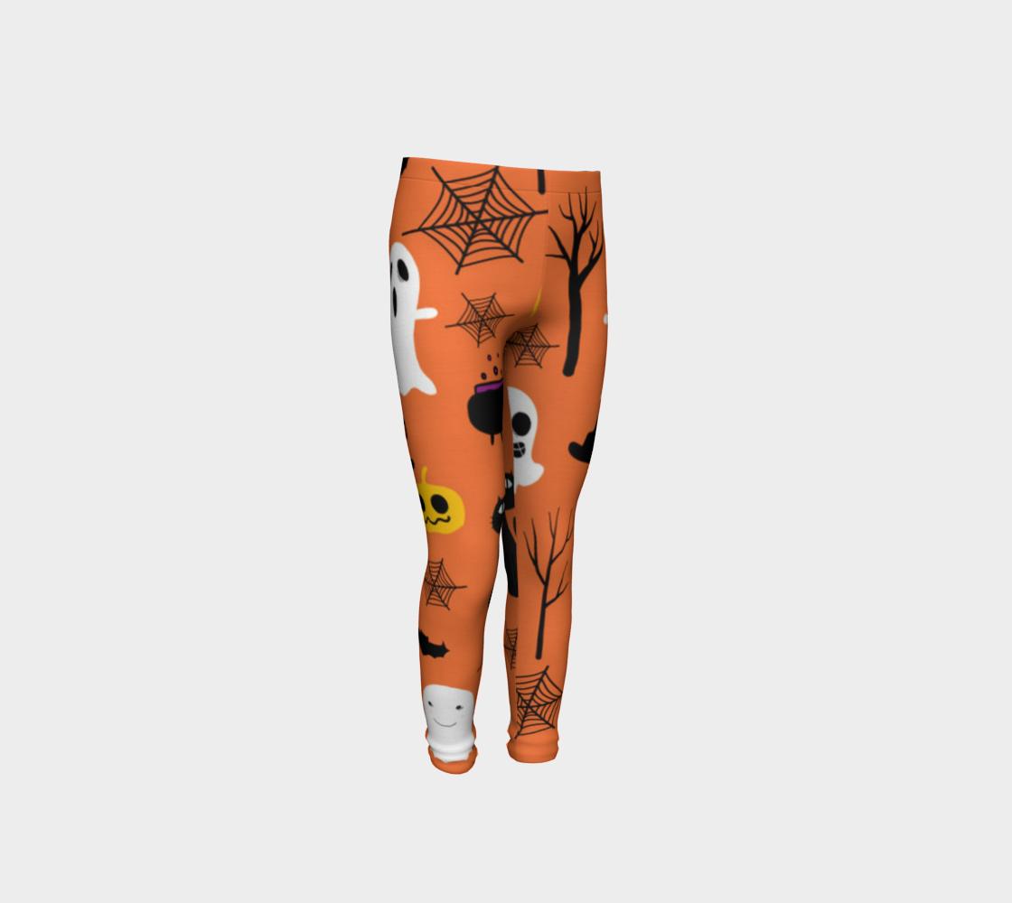 Halloween Leggings for Kids preview
