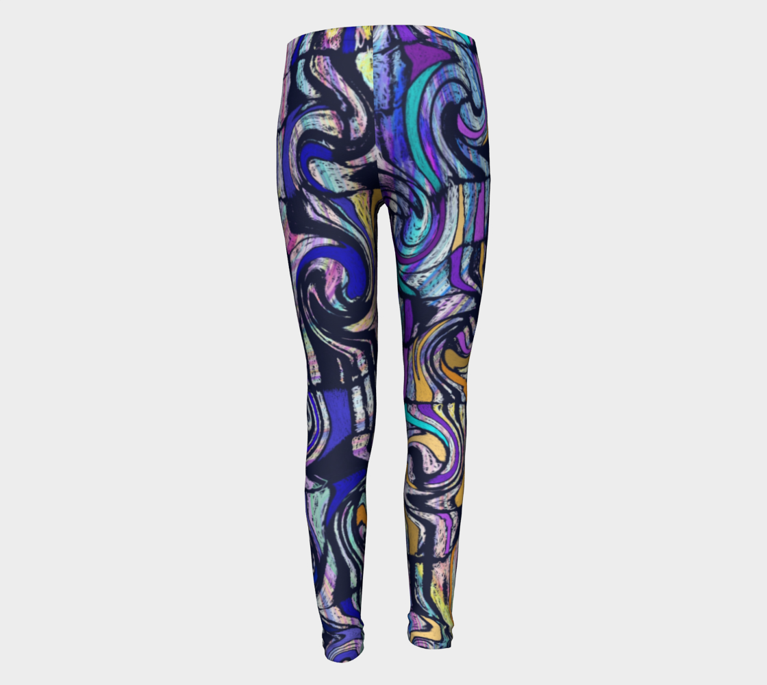 Casey's Youth Leggins preview #5