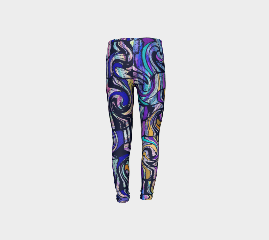 Casey's Youth Leggins preview #8