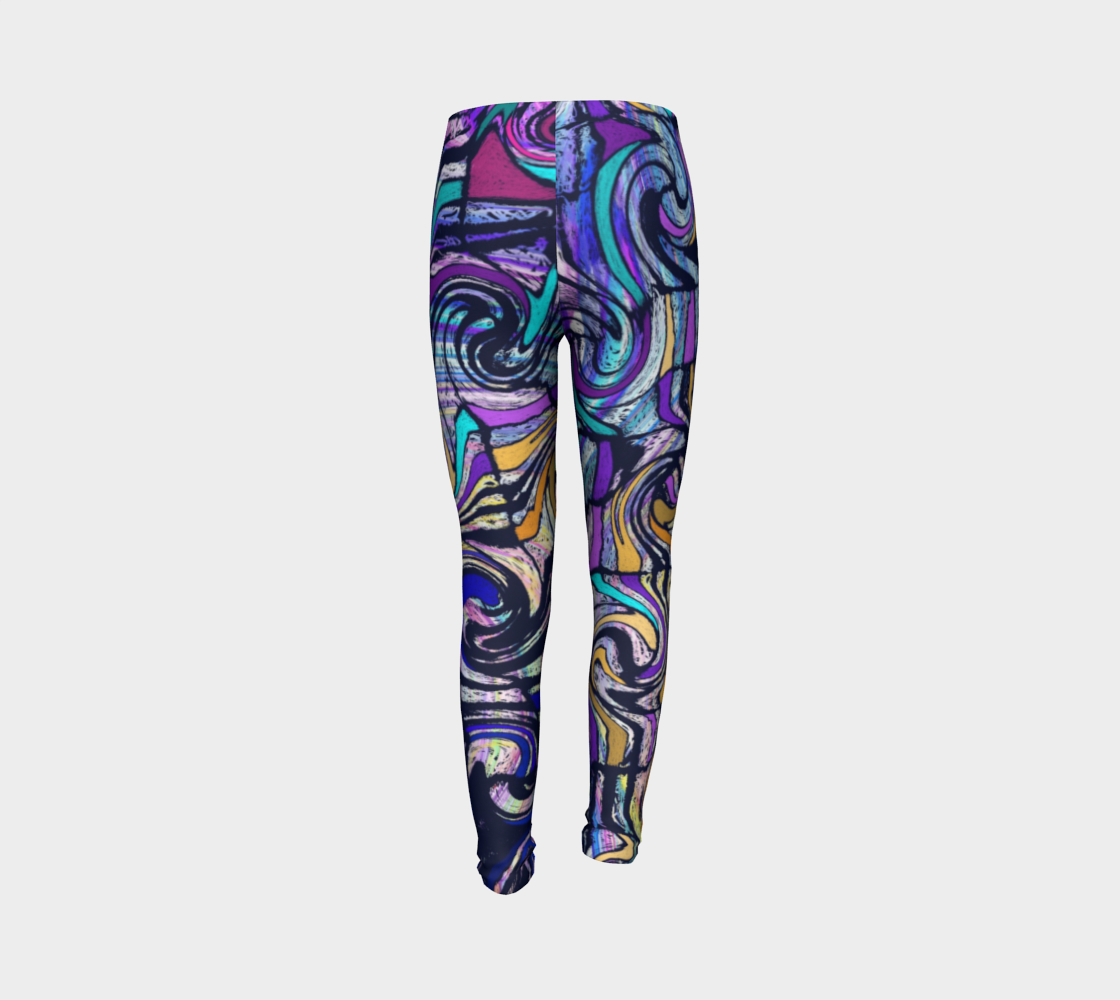 Casey's Youth Leggins preview #7