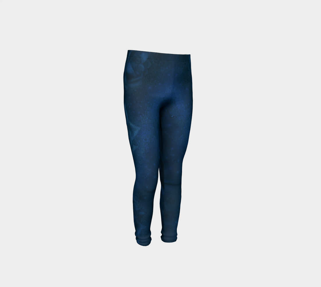 Sapphire Youth Leggings preview