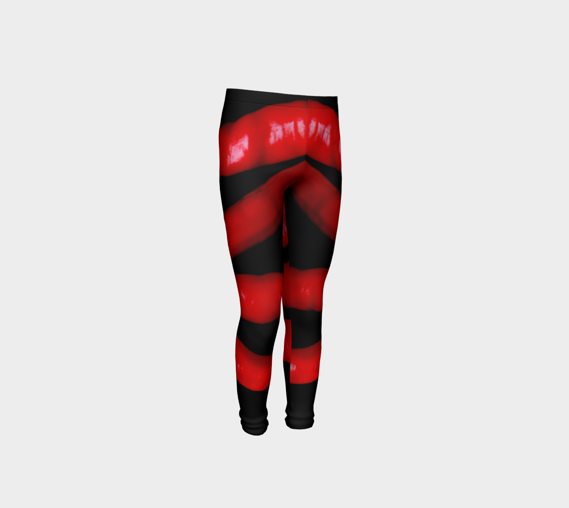 Four Red Chilies Youth Leggings preview
