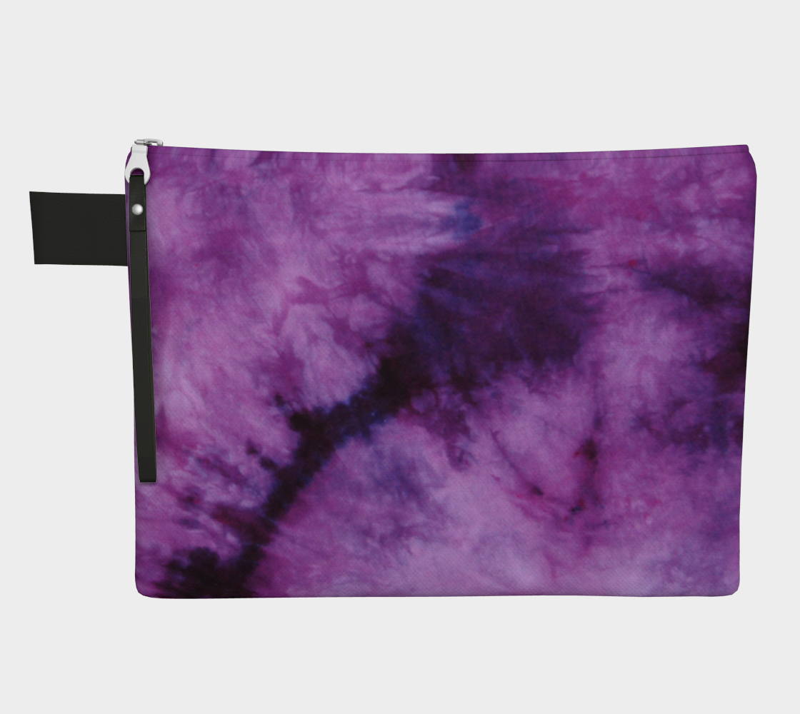 Purple Marble Carry all preview