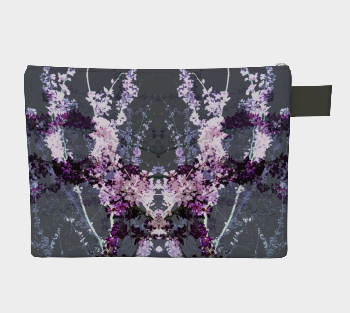 gray floral preview #2