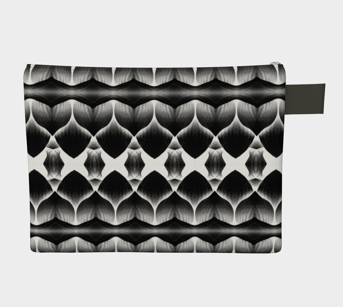 Aperçu de serpentine black + white #2