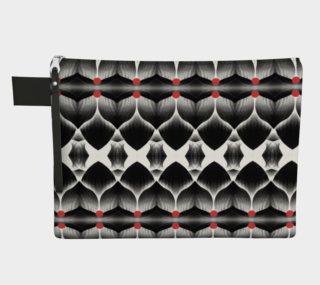 serpentine black + white + red x2 preview
