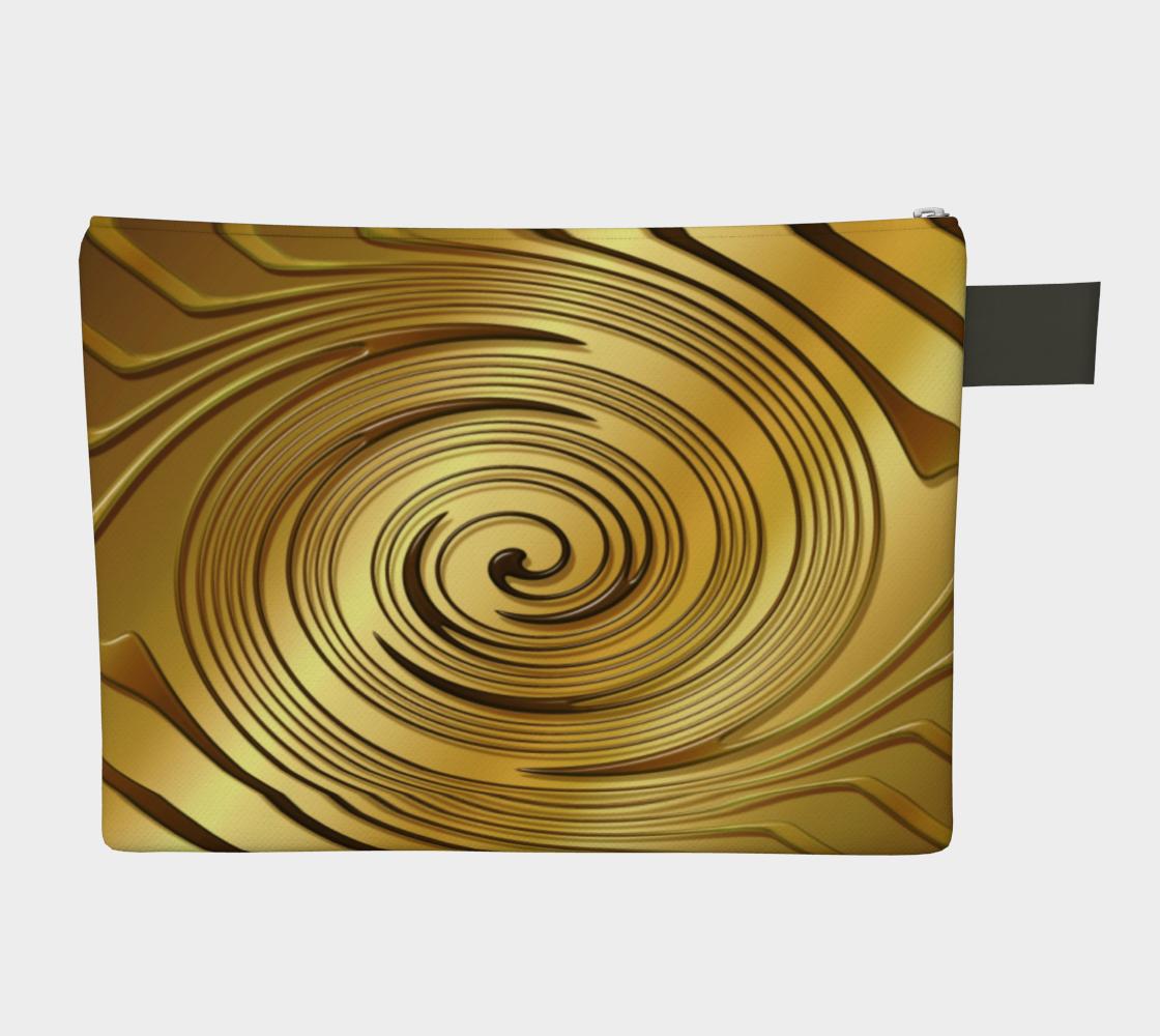 Aperçu de Golden Spiral Texture #2