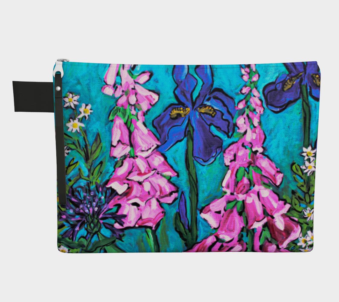 Garden View Zipper Carry-All preview