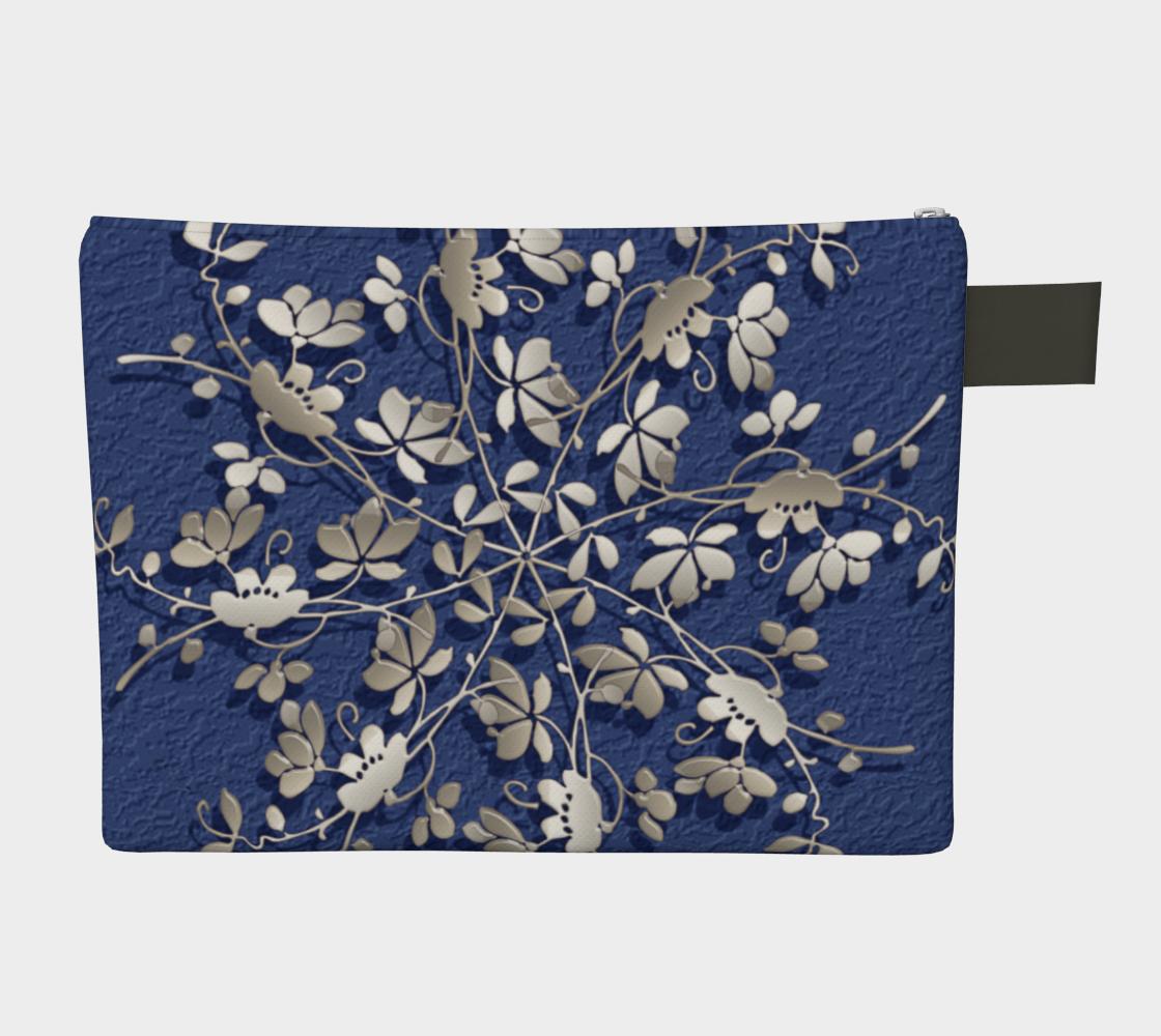 Aperçu de Mandala Retro Floral #2