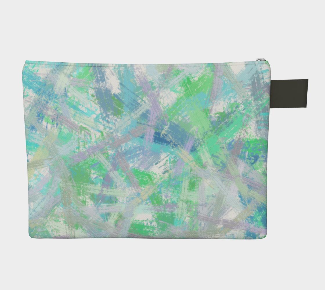 Aperçu de Brush strokes abstract texture #2