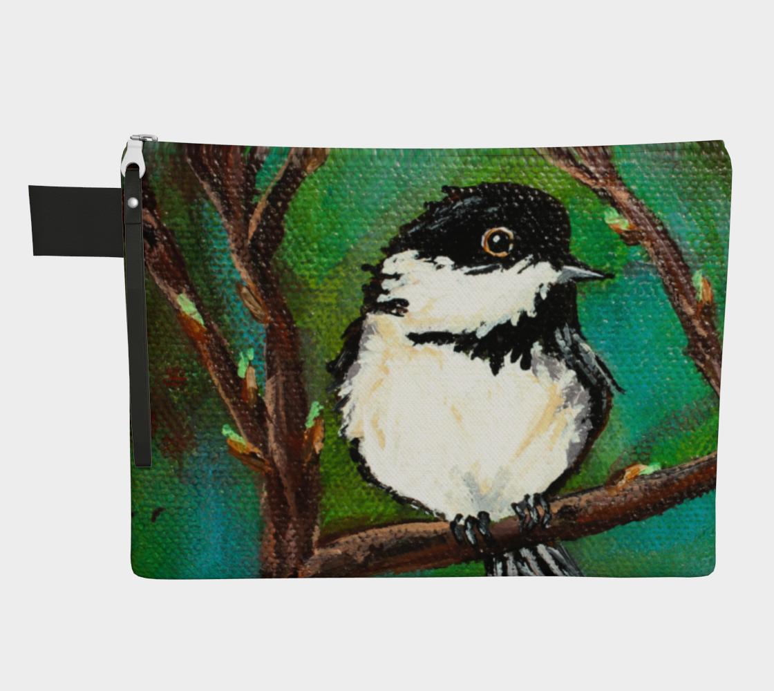 Chickadee Zipper Carry All preview