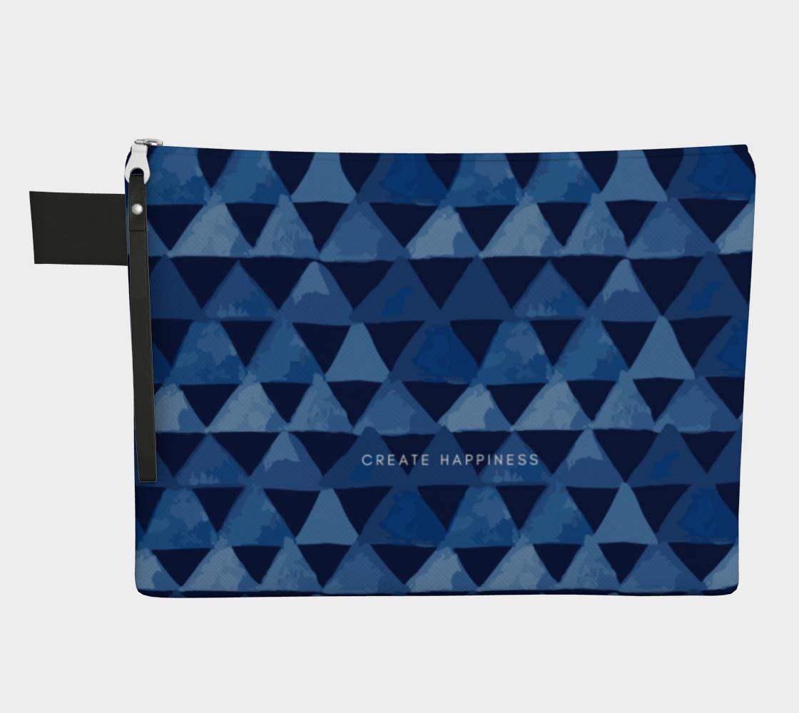 Aperçu de Triangle-Happiness-Blue