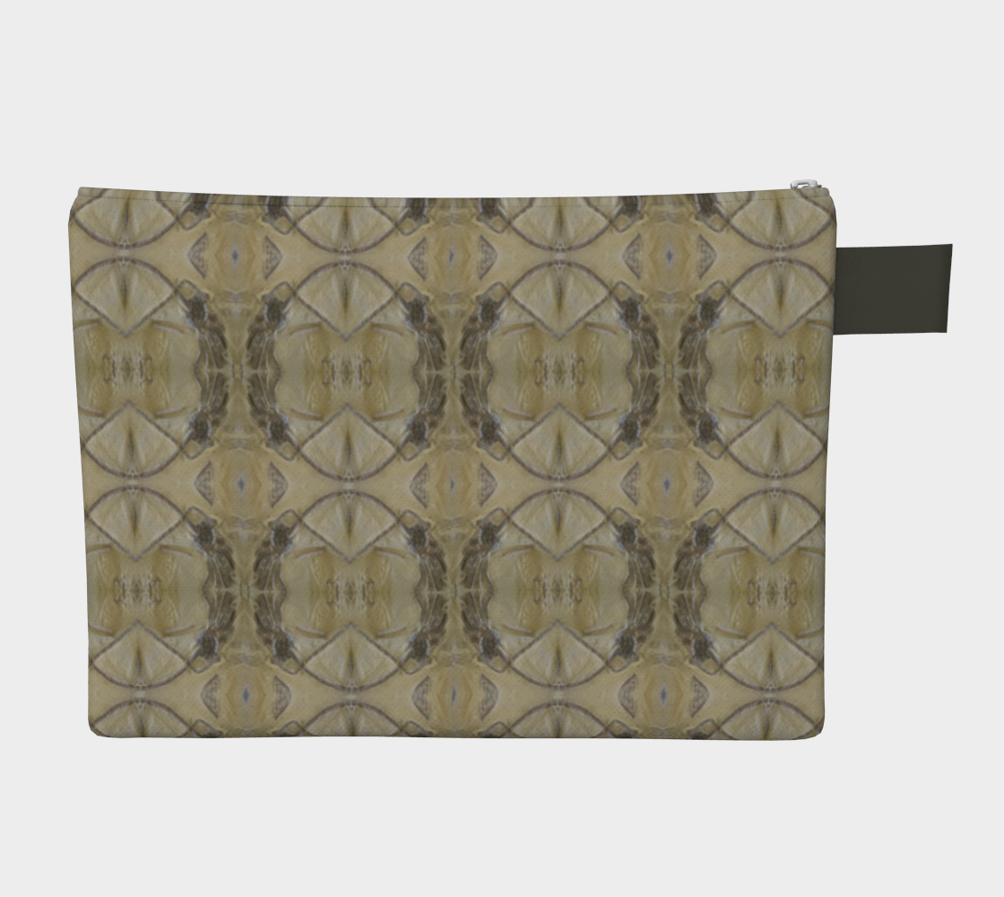Fossil Mandala 1 Zipper Carry-all preview #2