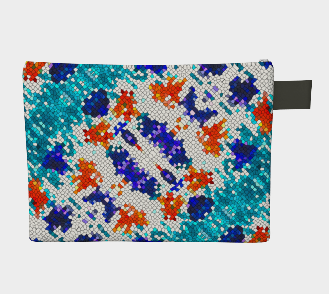 Colorful Mosaic Pattern preview #2