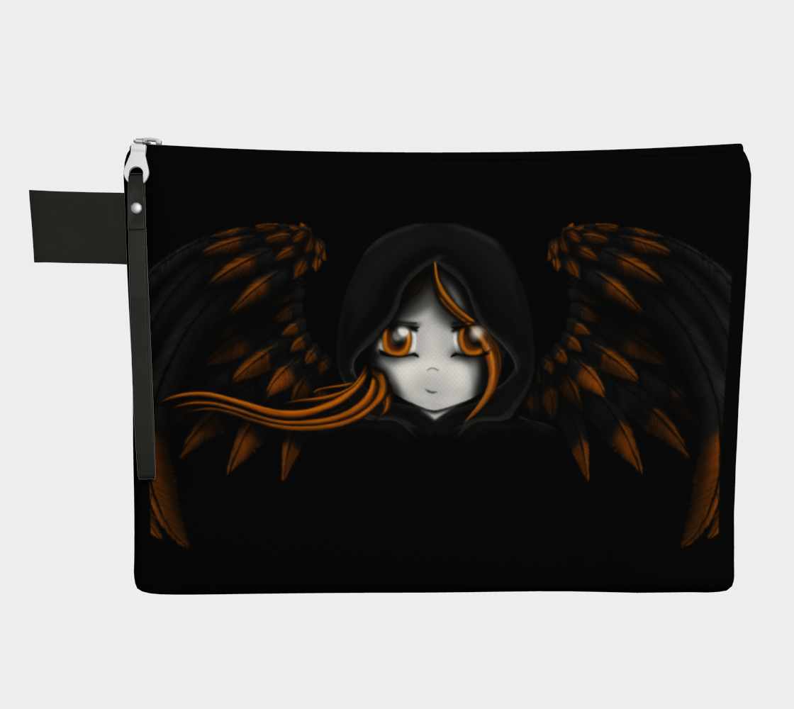 Gothic Angel Orange preview