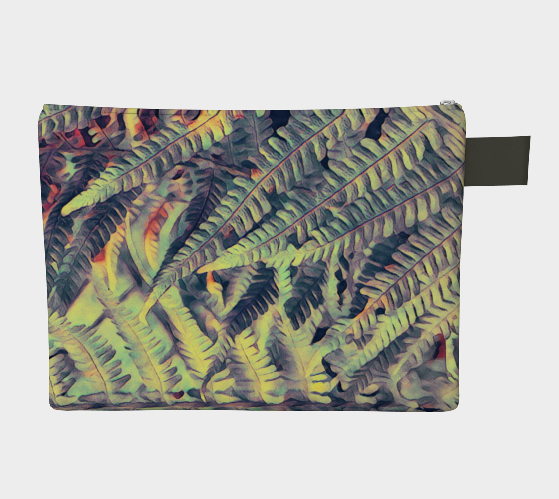 green ferns #carryall preview #2