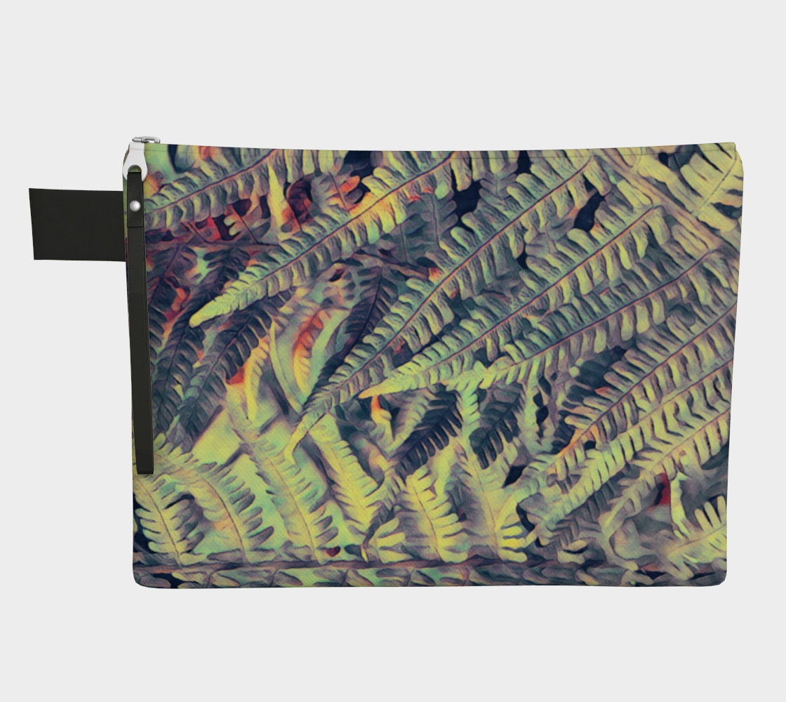 green ferns #carryall preview #1
