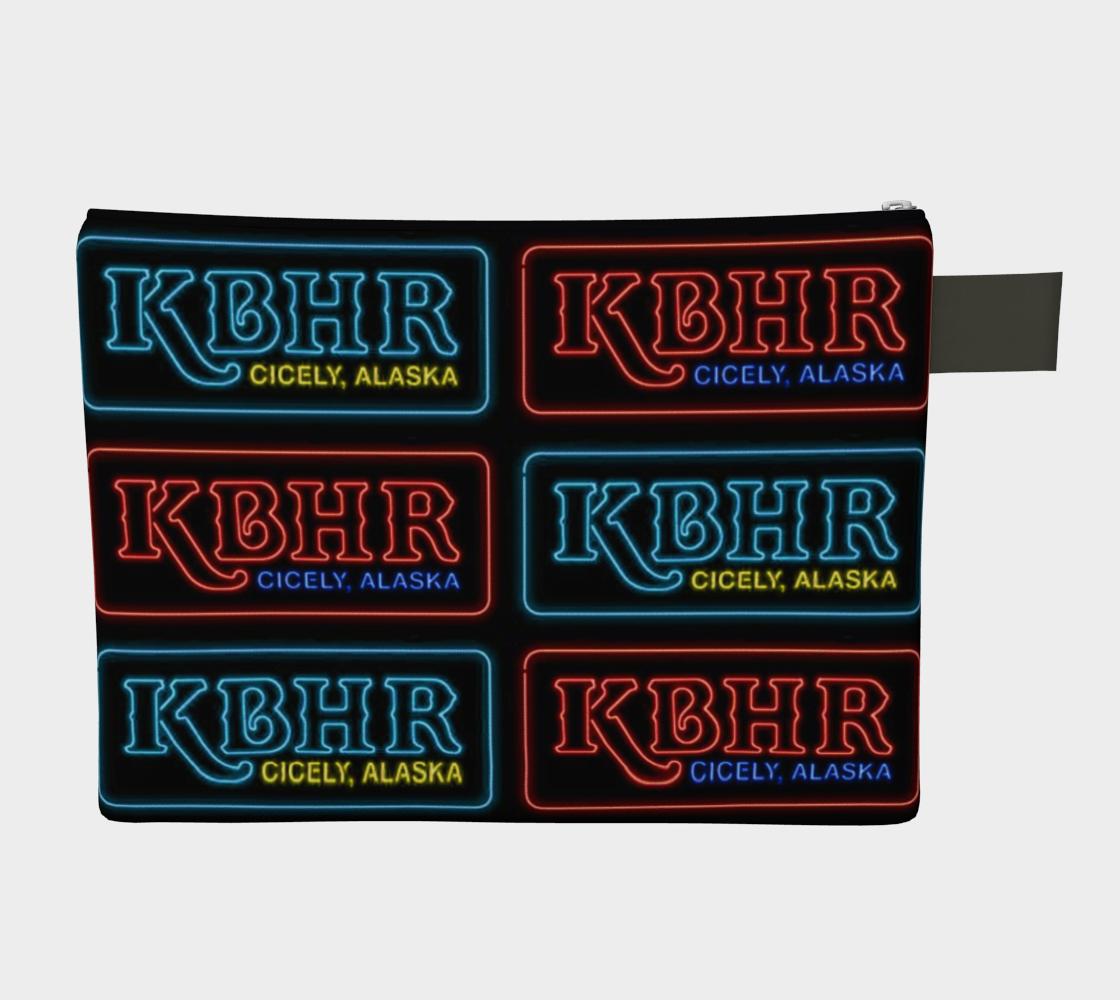 Aperçu de KBHR neon bag  #2