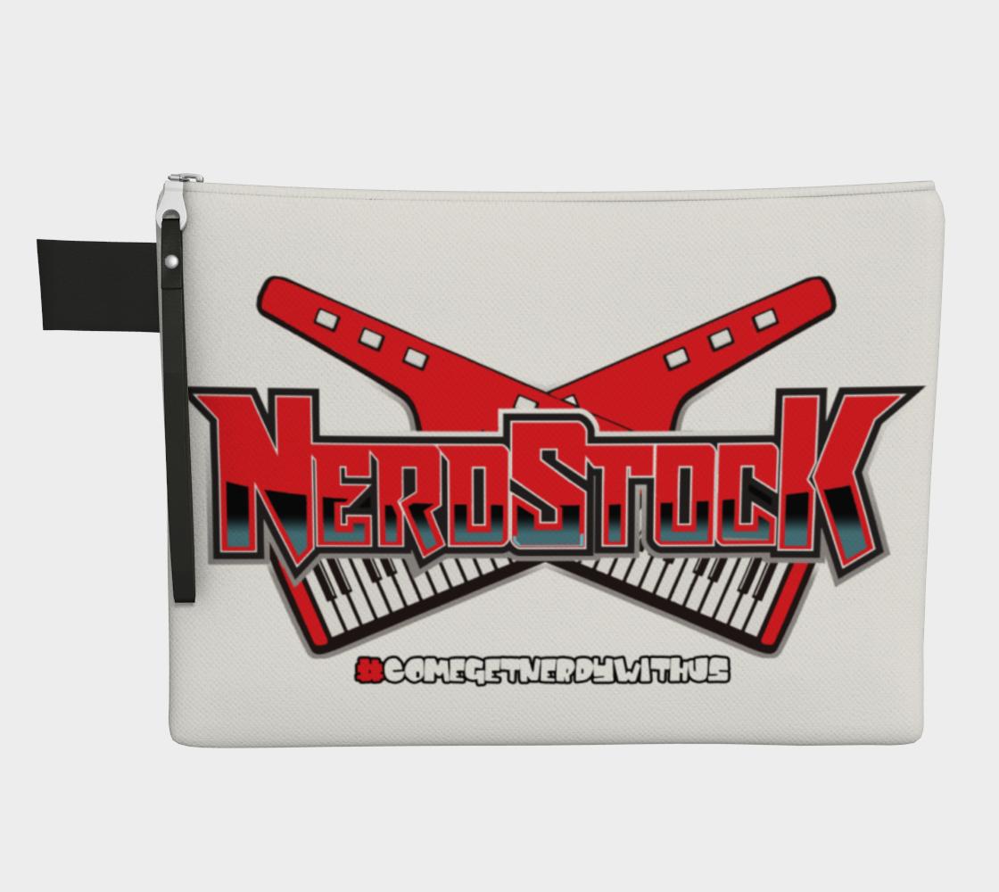 Original logo zipper carry all preview