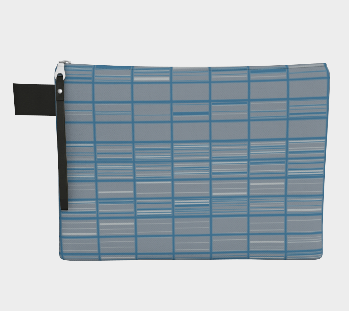 Blue and Gray Grid preview