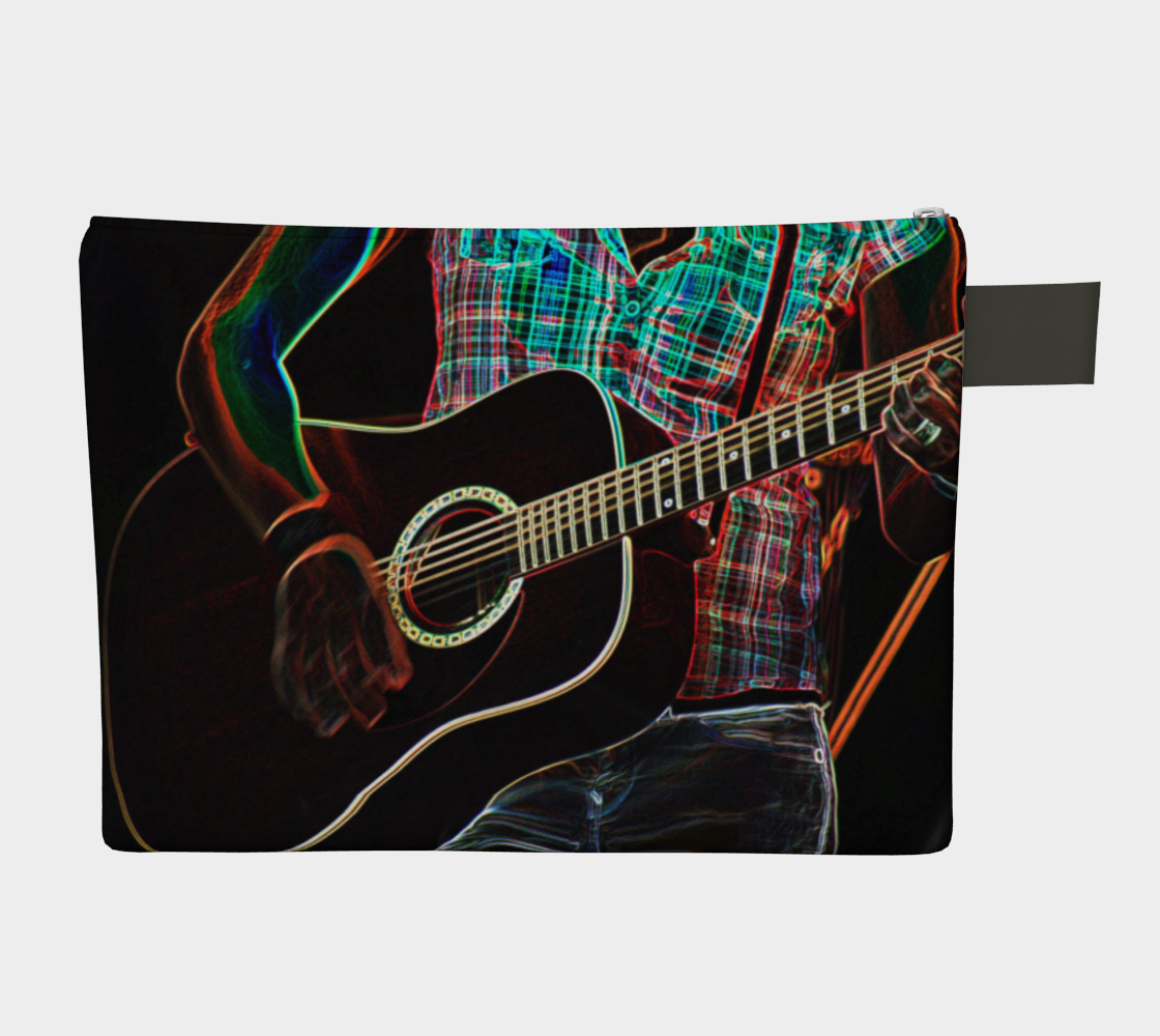 Guitar 1 Zipper Carry All preview #2
