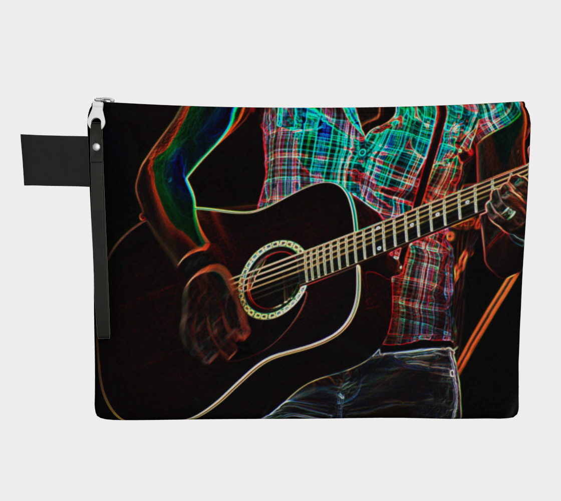 Guitar 1 Zipper Carry All preview