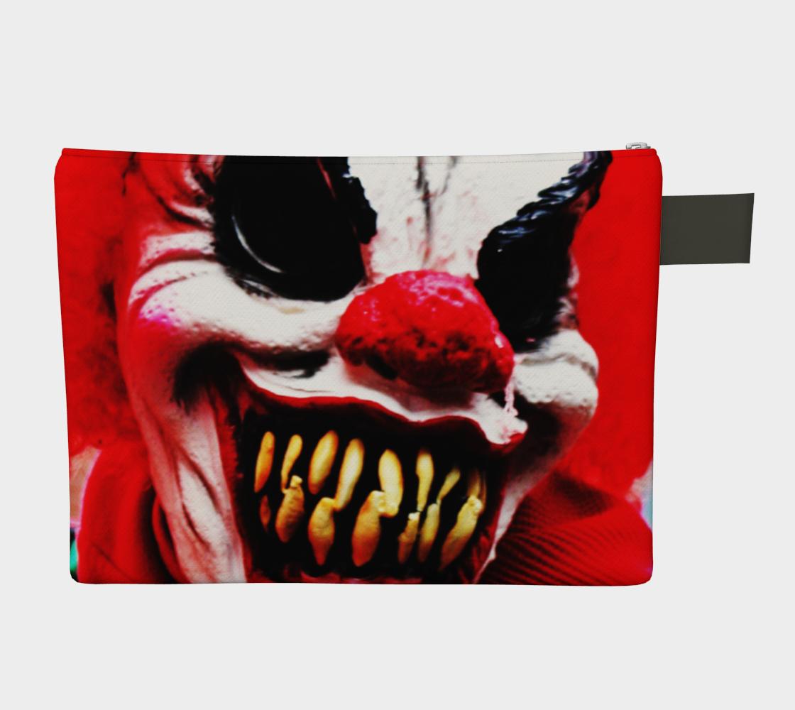 Clown 1 Zipper Carry All preview #2