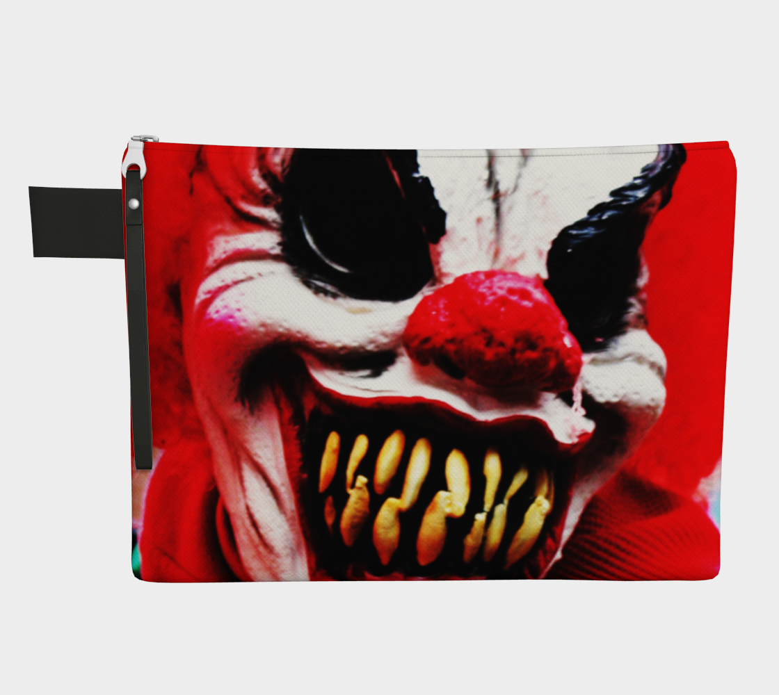 Clown 1 Zipper Carry All preview