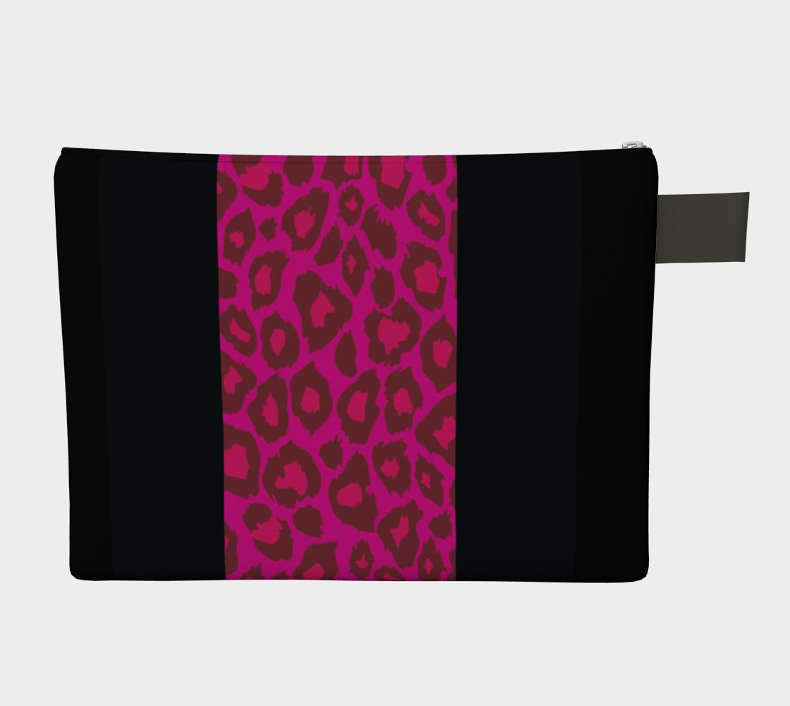 Leopard  Bag Wristlet preview #2