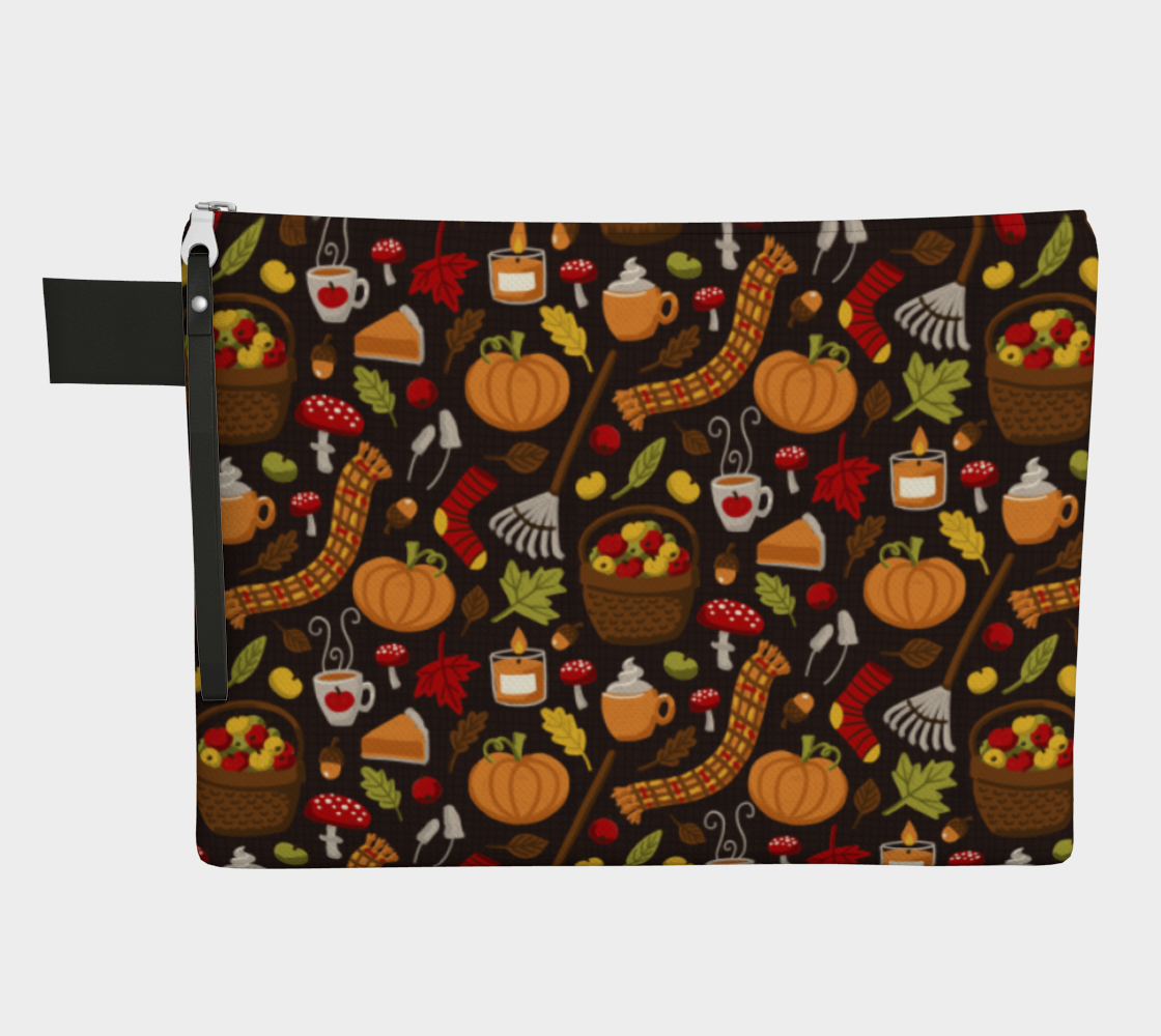 Aperçu de Fall Favourites - Zip Pouch