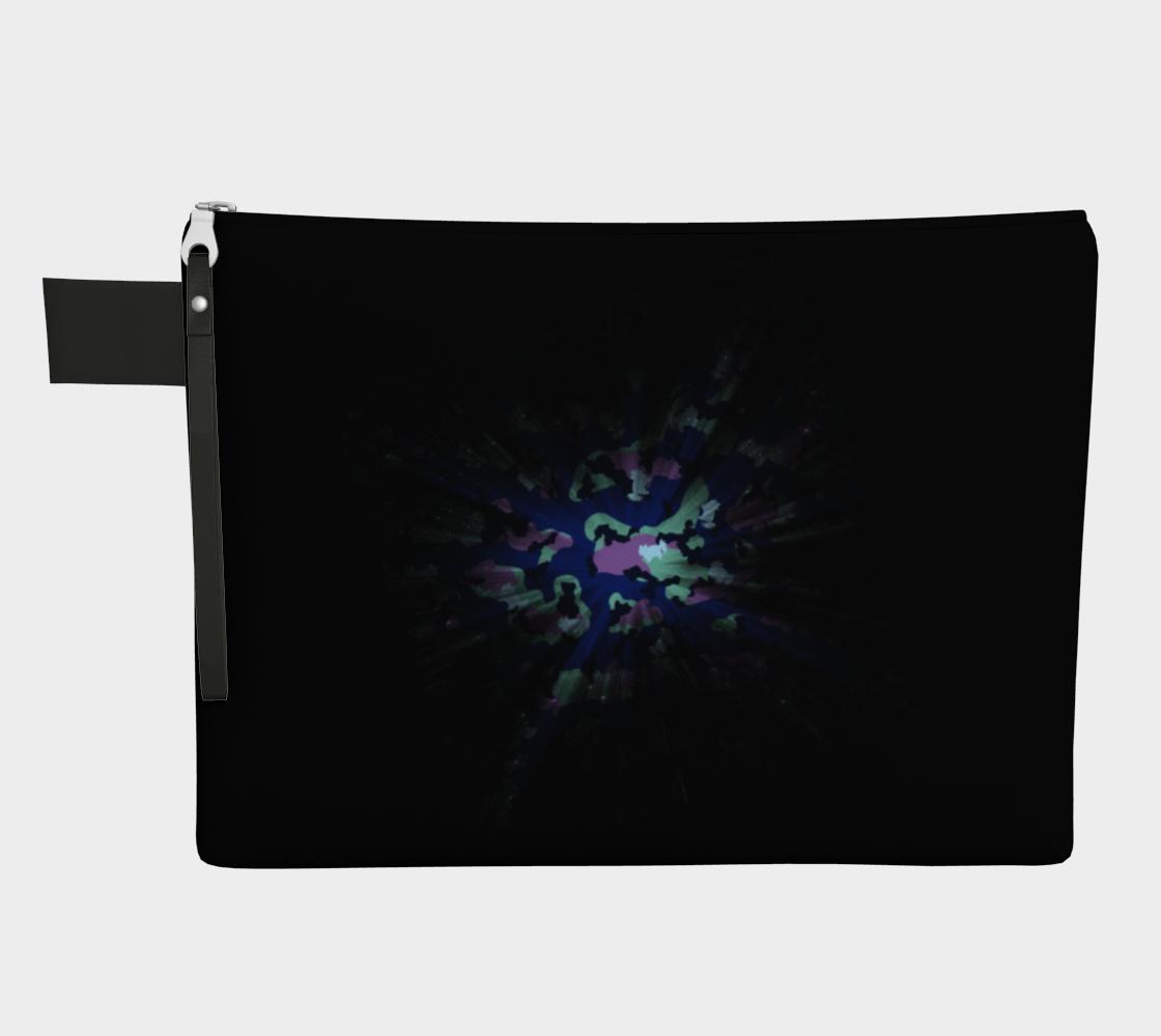 Aperçu de Mystical Eevee Zipper Carry-All