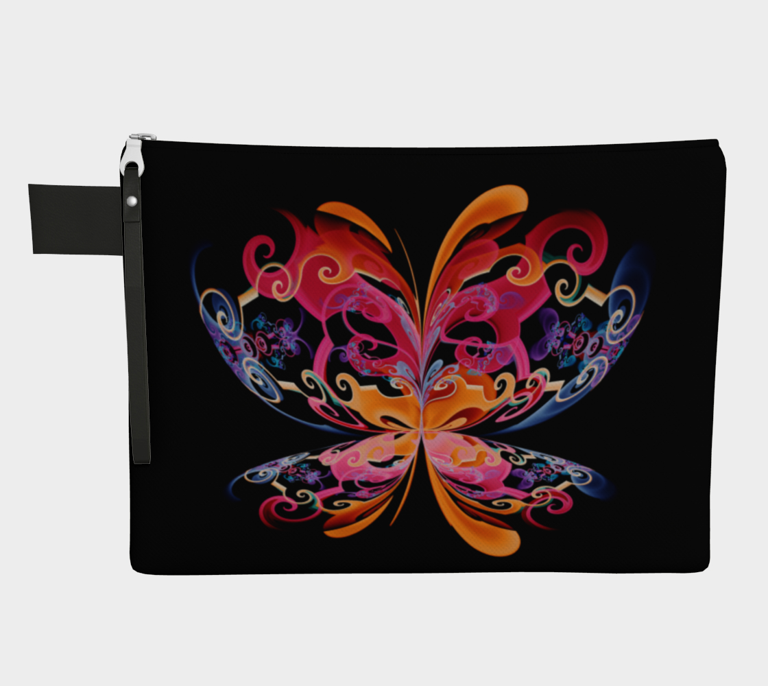 Colorfly Zipper Pouch preview