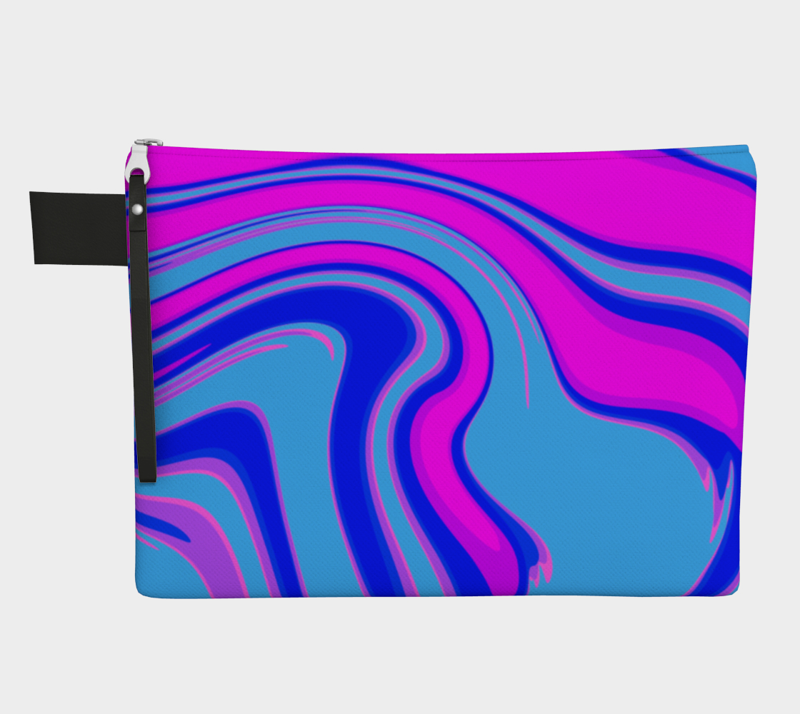Blue and Pink Curve preview