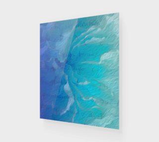 Aperçu de Blue I So Hope 20 x 24 Print